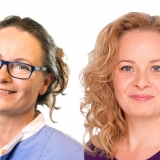 Indehaver Anne Mette og Kamilla