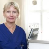 Klinikassistent Tina Lauritsen
