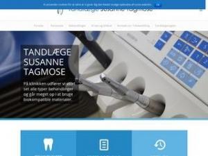 Tandlæge Susanne Tagmose - København K