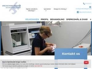 Specialtandlæger i Ortodonti - København K