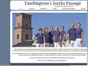 Tandlægerne I Jorcks Passage - København K