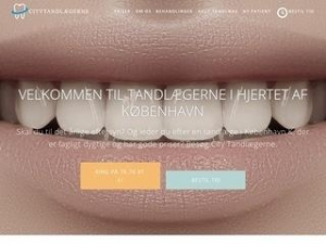 Tandlæge Jan Abrahamsen - København K