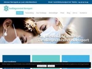 Tandlægerne Tandlægecentret Nørreport - København K