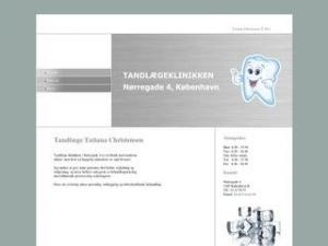 Tandlæge Tatiana Christensen - København K