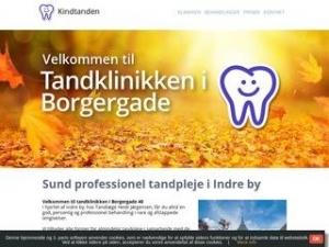 Tandlæge Heidi Jørgensen - København K