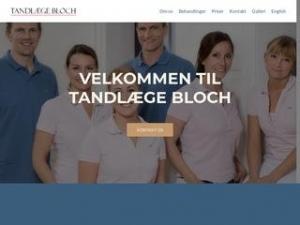 Tandlæge V/ Jens Bloch - København K