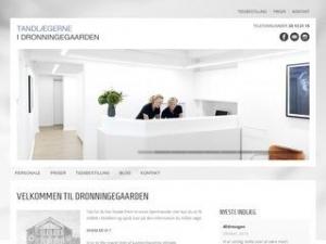 Tandlæge Vivi Teisbæk - København K
