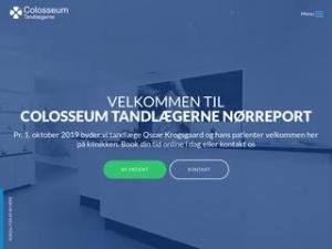 Tandlæge Oscar Krogsgaard-Jensen - København K