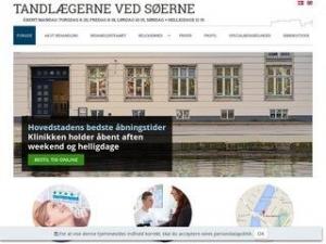 Tandlægeselskabet Ulla Selmer - København K