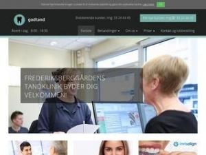 Københavns Tandklinik - Frederiksberg