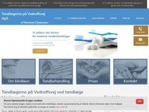 Tandlæge Marianne Clemensen - Frederiksberg