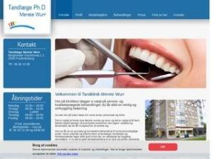 Tandklinik & Tandlæge P.H.D. Merete Wurr - Frederiksberg