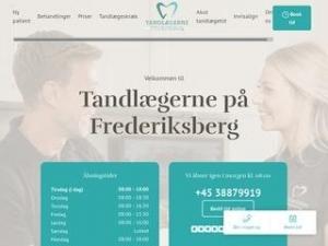 Tandlægerne På Frederiksberg - Frederiksberg