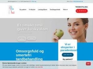 Tandklinikken Dansmil - København Ø