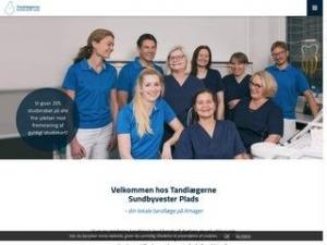 Tandlægerne Sundbyvester Plads - København S