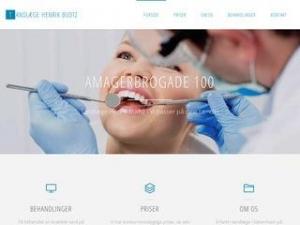 Tandlæge Henrik Egede Budtz - København S