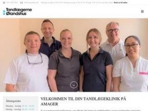 Tandlægerne Ølandshus - København S