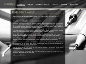Tandlægerne Amagerbrogade 242 - København S