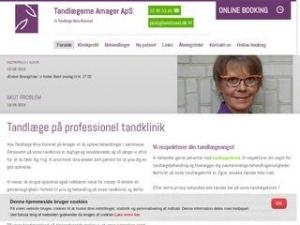 Tandlæge Nina Kümmel - København S
