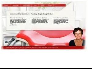 Tandlæge Birgith Braag Winther - København S