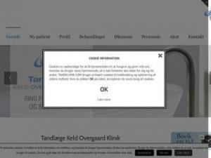 Tandlæge Keld Overgaard Klinik - Glostrup