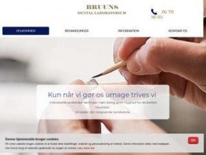 Bruuns Dentallaboratorium v/ Rene Rask Bruun - Rødovre