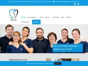 Tandlægerne Anders Venge & Birgitte Venge - Rødovre