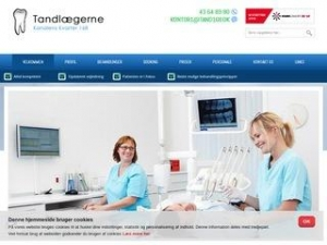 Tandlæge Lise-Lotte Henningsen - Albertslund