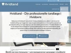 Tandlæge Michael Christensen - Hvidovre