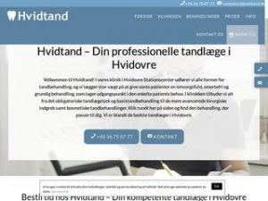 Tandlægeinteressentskabet Thomas Eriksen og Michael Christensen - Hvidovre