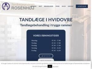 Tandlægeanpartsselskabet Jørgen Kolind Knudsen - Hvidovre