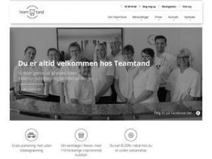 Tandlæge Teamet Esteves, Bagge & Abrahamsen - Greve