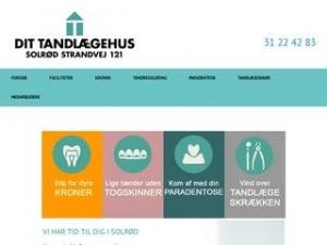 Tandlægeselskabet Dit Tandlægehus Solrød - Solrød Strand