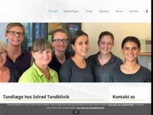 Tandlæge Lone Bro Madsen - Solrød Strand