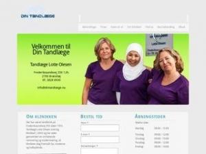 Tandlægeselskabet Din Tandlæge - Brønshøj