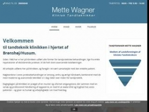 Tandtekniker Mette Wagner - Brønshøj