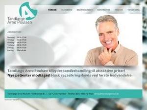 Tandlægeselskabet Arno Poulsen - Vanløse