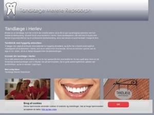 Tandlæge Merete Repsdorph - Herlev