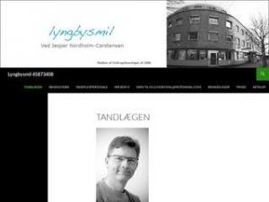 Tandlæge Jesper N Carstensen - Lyngby