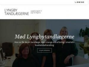 Tandlæge Karin Birgitte Larsen - Lyngby