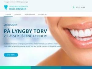 Tandlægeklinikken Helle Brøgger - Lyngby