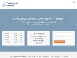 Tandlægeklinikken Claus Reipurth Jensen - Lyngby