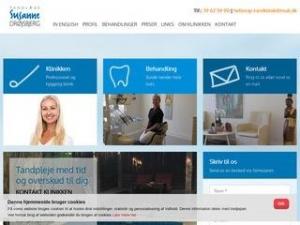 Tandlæge Susanne Drøjsbjerg - Hellerup