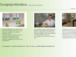 Tandplejerklinikken - Frederiksværk