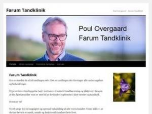 Tandlæge Poul Overgaard - Farum