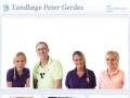 Tandlæge Peter Gerdes