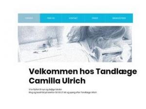 Tandlæge Camilla Ulrich - Rønne