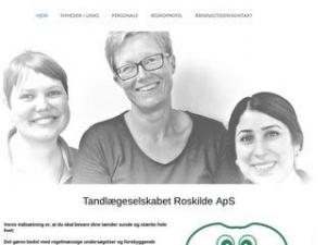 Tandlægeselskabet Roskilde - Roskilde