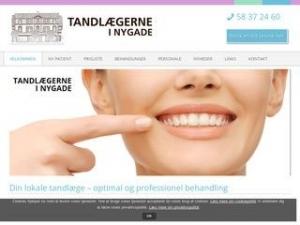Tandlægerne I Nygade - Korsør