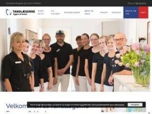 Tandlægerne Eggers & Vester - Holbæk